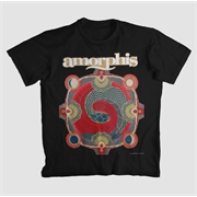 Camiseta Amorphis - Under The Red Cloud